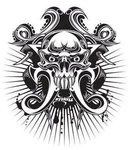 new skull illustration - Search
