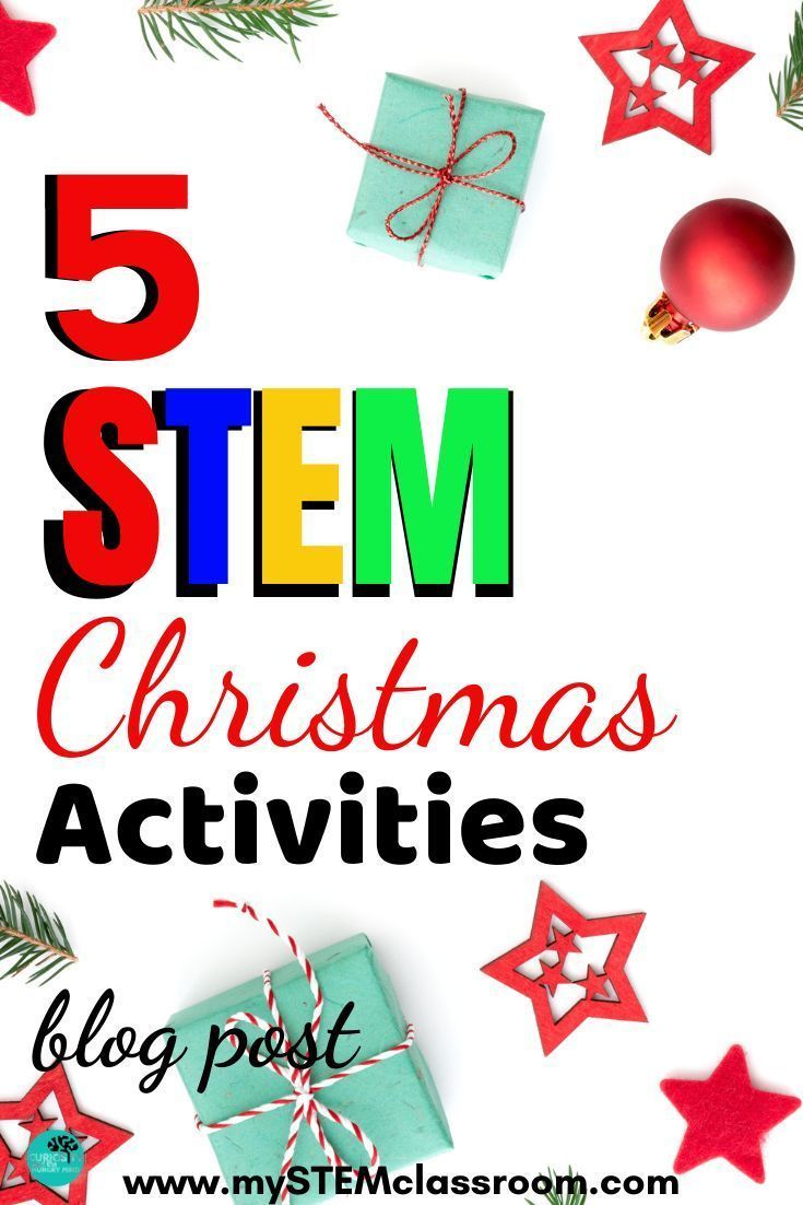 Students get excited at Christmas time and the classroom is no different, so lets keep their hands