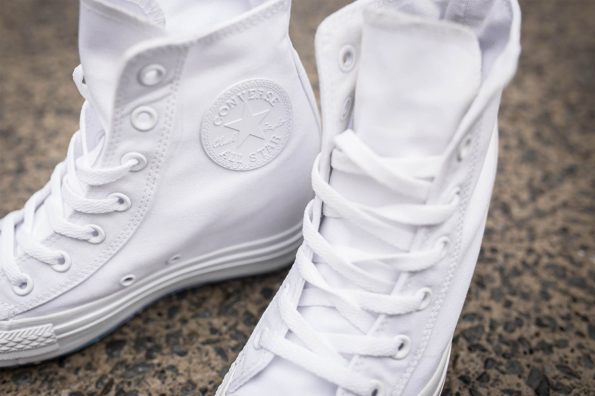 converse high top wedges