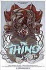 THE THING MONDO POSTER PRINT JOHN CARPENTER RANDY ORTIZ - Carpenter, JOHN, Mondo, Ortiz, Poster, Print, Randy, Thing