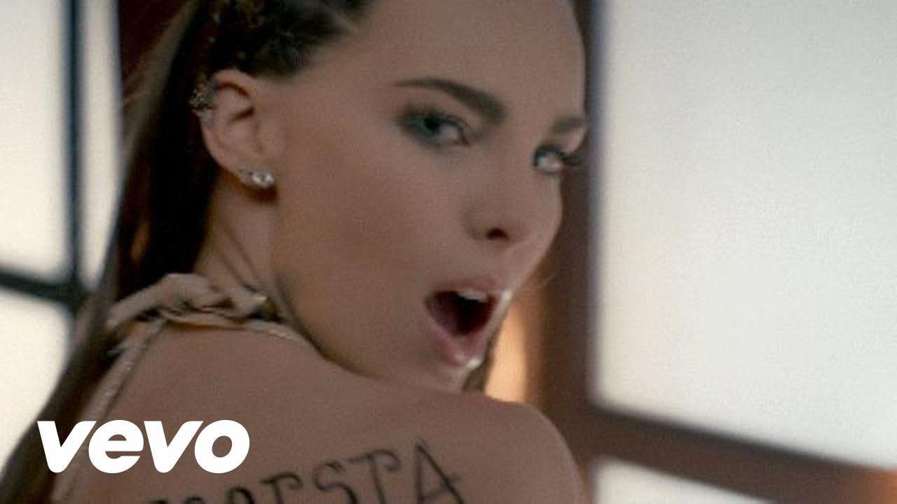 1989 Belinda 2010 Egoista ft. Pitbull (16.761.432) Pop