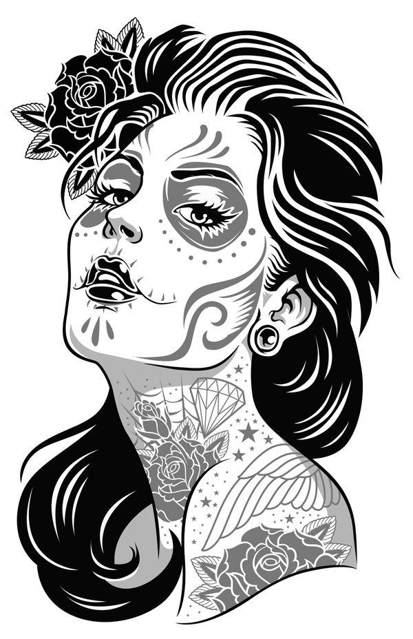 Luis Cole Qx71sci5eb Lowrider Tattoo Mexikanische 14