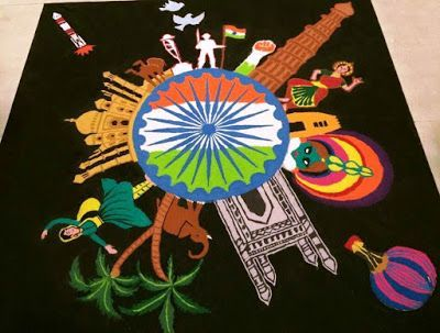 50 Best Posters For 15th August Essay On Independence Day Of India I Swatantra Poster Rangoli India Painting Independence Day Drawing
