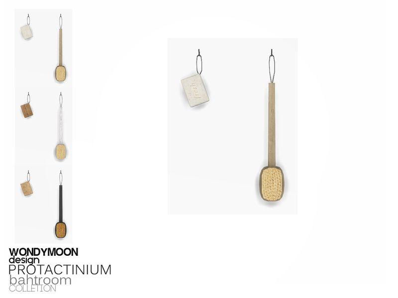 Photo of wondymoon's Protactinium Bathtub Accessories