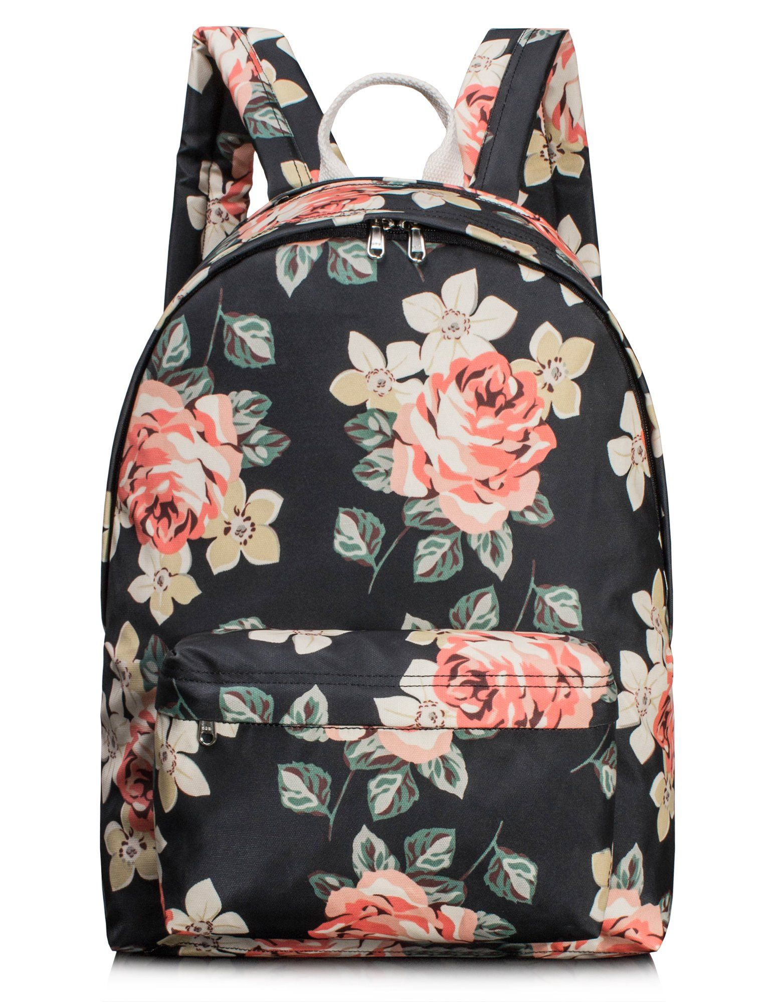 017414684b9a School Floral Backpack for Girls