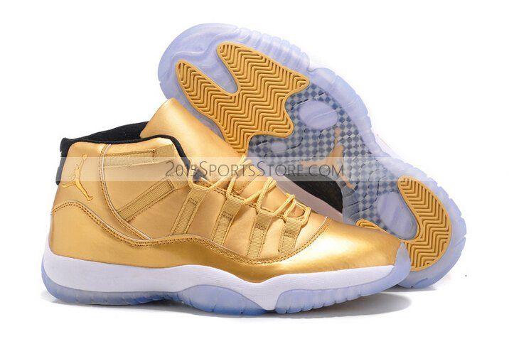 jordans shoes for men gold