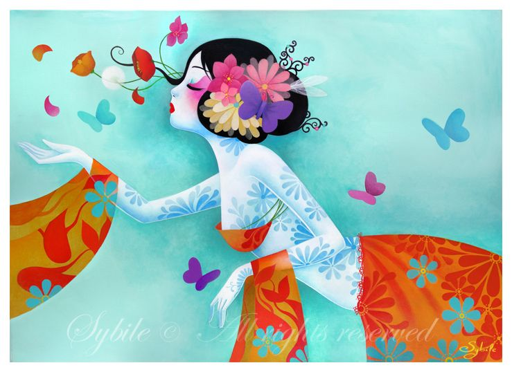 Lady sybile illustrations - Google Search