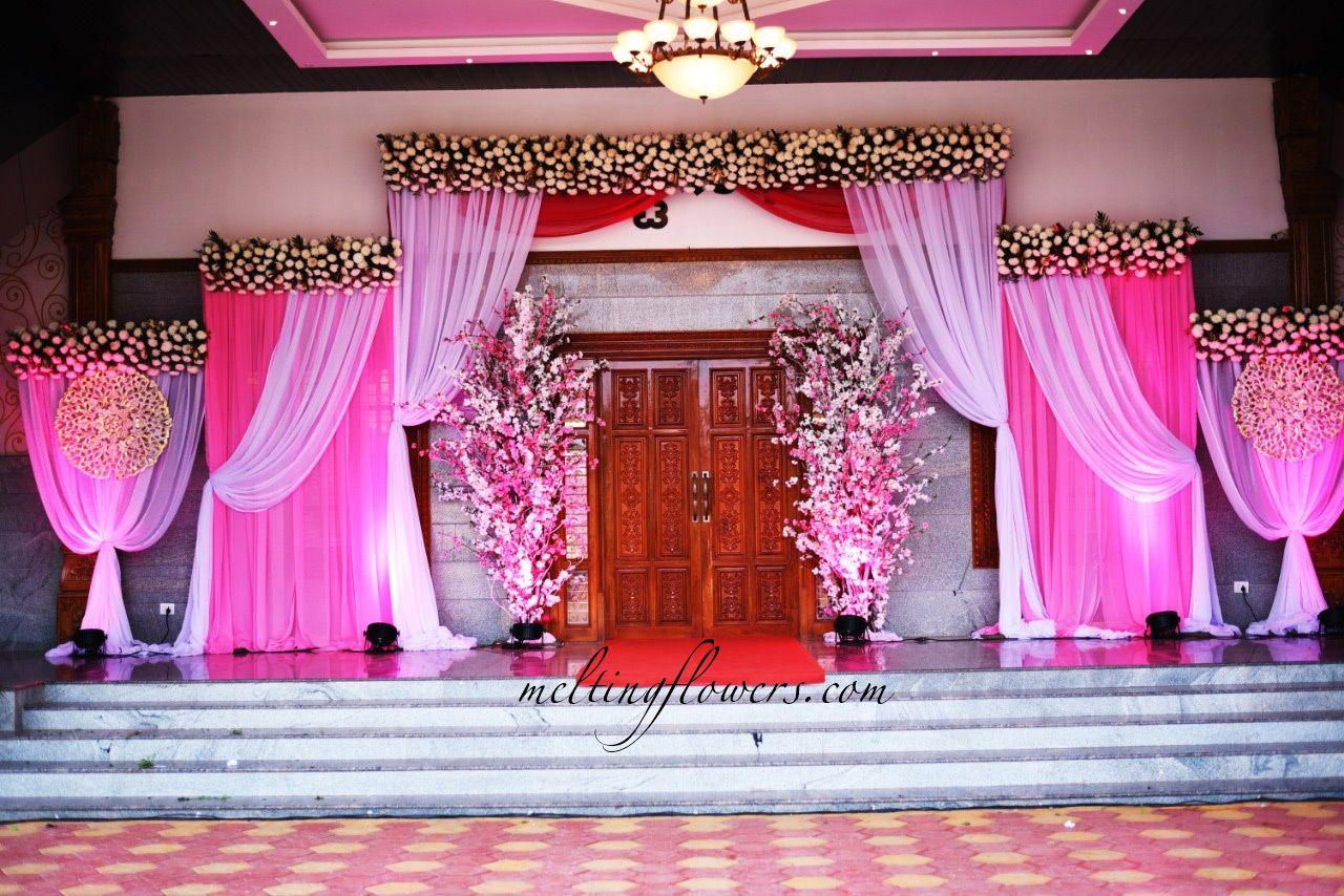 Pin by Yagyaswori Raje on Gate Wedding stage decorations