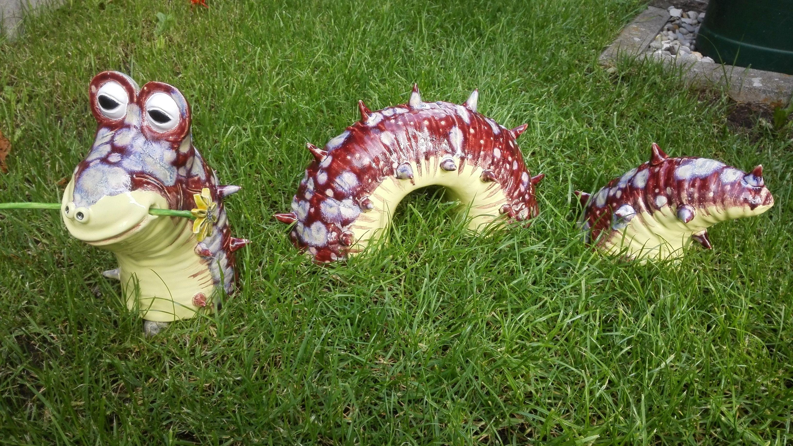 Selbst hergestellte Keramiken von Hand mit Herz! Jede Keramik ein Unikat!