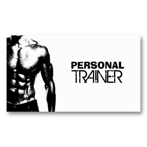 Personal trainer business cards pinterest personal trainer personal trainer business cards colourmoves
