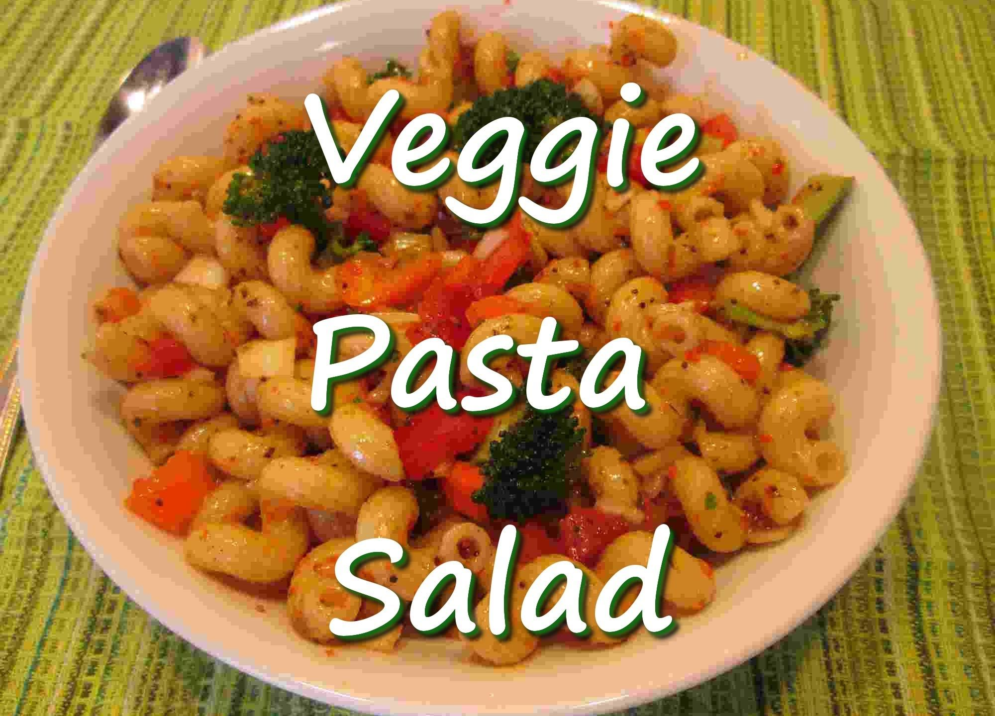 Easy vegetable pasta salad recipe veggie awesome tesss kitchen easy vegetable pasta salad recipe veggie awesome forumfinder Images