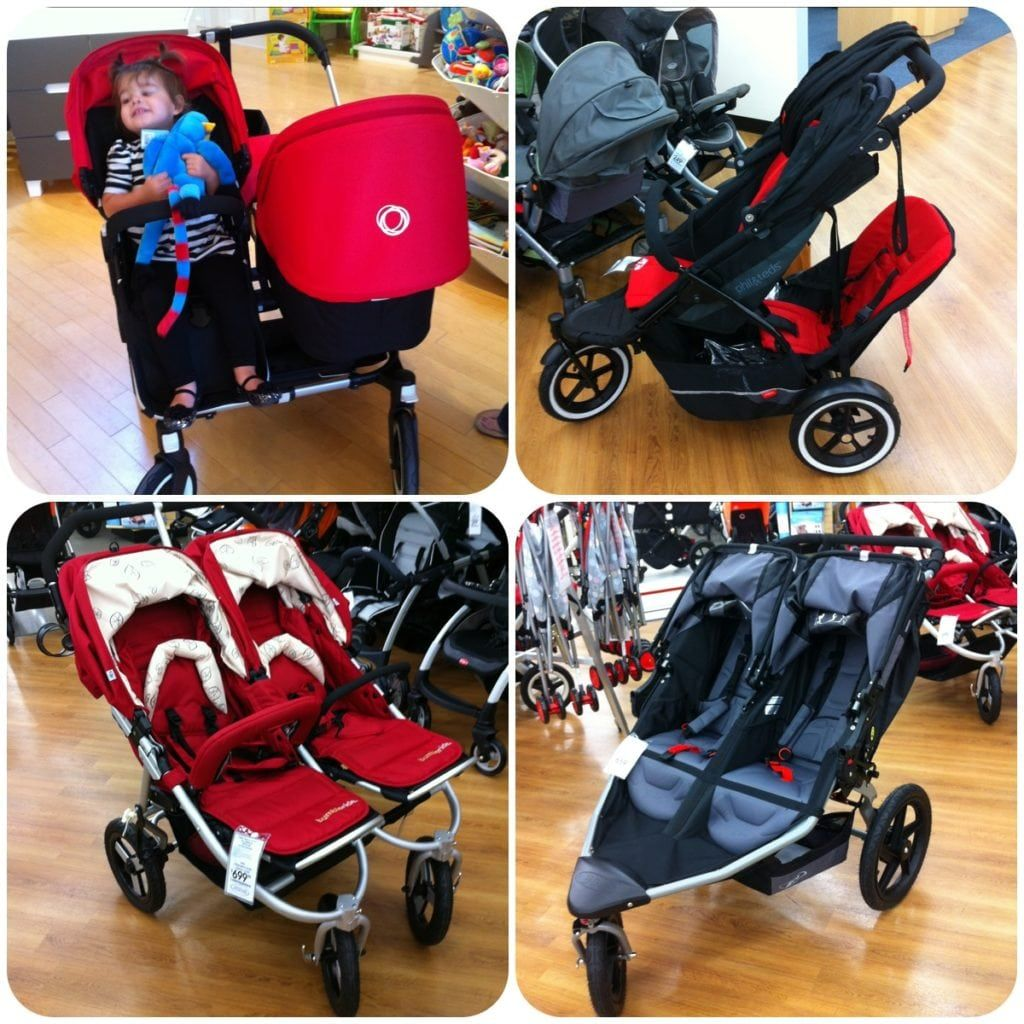 The Double Stroller Dilemma styleberry BLOG Diy for