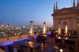 Hotel Duquesa De Cardona Barcelona In Front Of The Port Hotel Terraza Techos Verdes