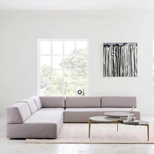 Best Tillary® 8 Piece Sectional Sectional Corner Cushions 400 x 300