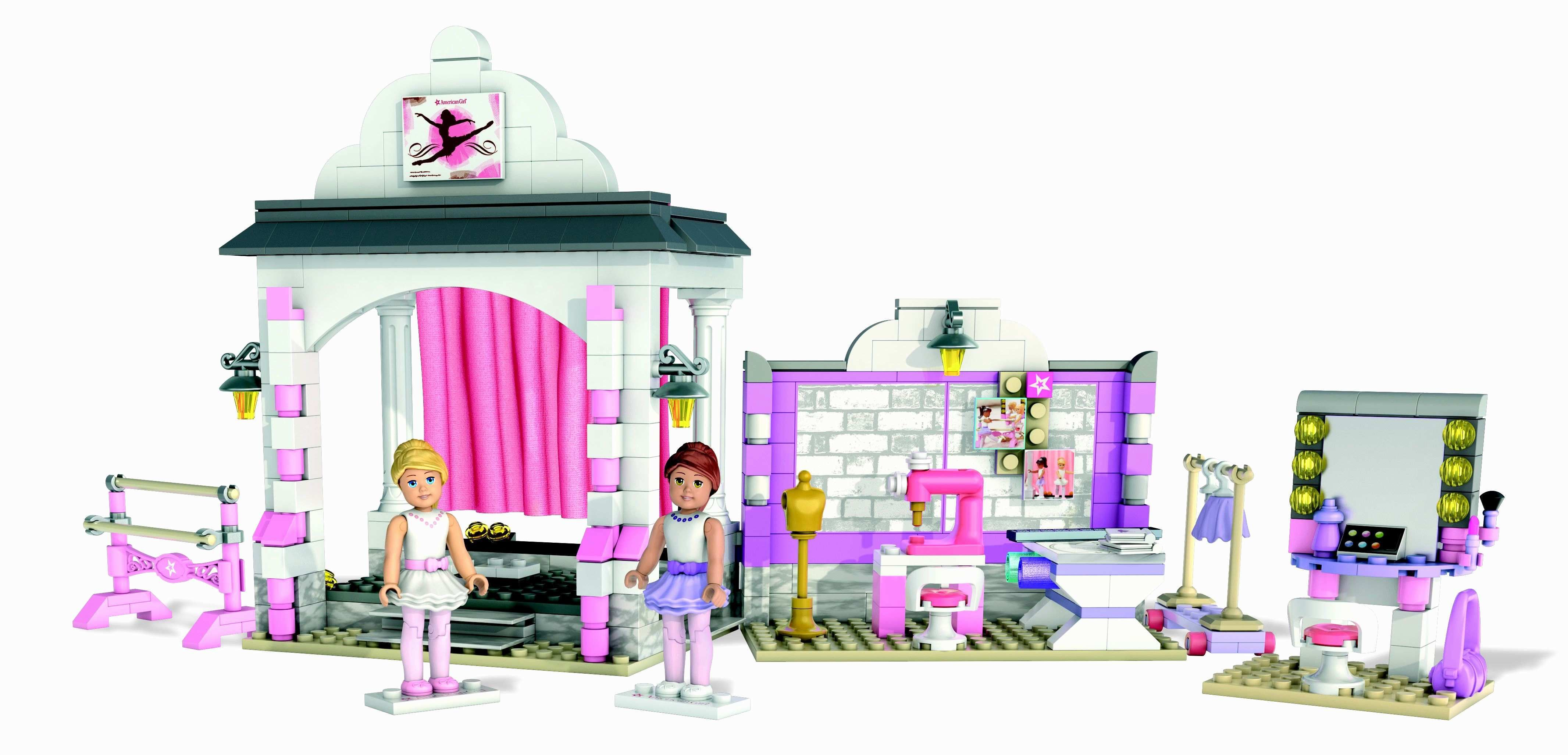 26 Stunning Bunk Beds for American Girl Dolls American