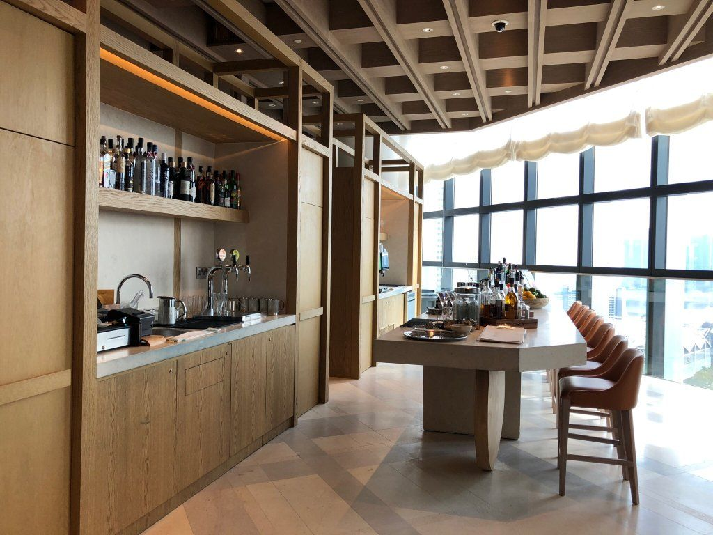 Andaz Singapore: UPDATED 2018 Hotel Reviews, Price Comparison and ...