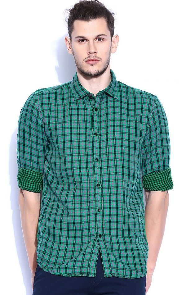 Top 10 Brands to Buy Reversible Shirts For Men | Casual shirts