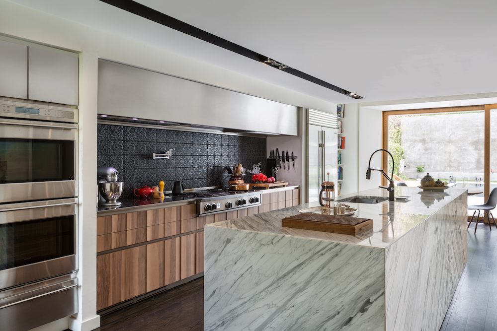 Boffi Georgetown Updates Kitchen For Professional Chefs Updated Kitchen Kitchen House And Home Magazine