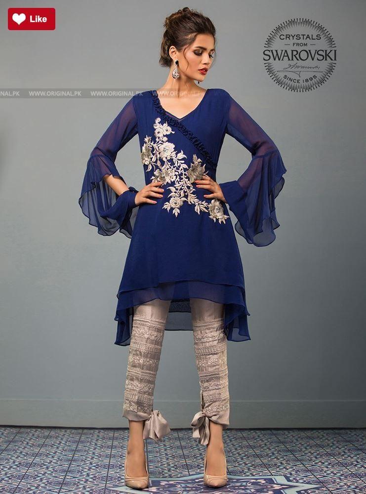 b3f65fbb66 Zainab Chottani Sapphire Royale Eid Pret 2017 - Original Online Shopping  Store Pakistani Fashion 2017