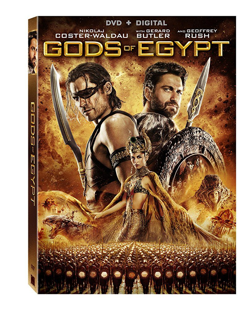 Estrenos De Cine 82 Dioses De Egipto Trailer Español Hd En 2020 Película Dioses De Egipto Egipto Dioses