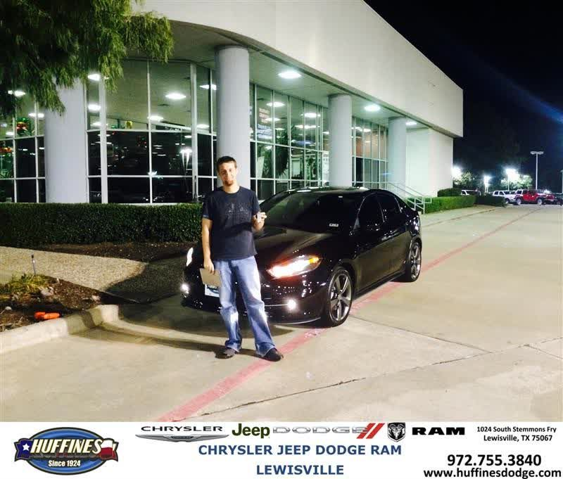 #HappyBirthday to Christopher from Brett Kelley at Huffines Chrysler Jeep Dodge Ram Lewisville!  https://deliverymaxx.com/DealerReviews.aspx?DealerCode=XMLJ  #HappyBirthday #HuffinesChryslerJeepDodgeRamLewisville