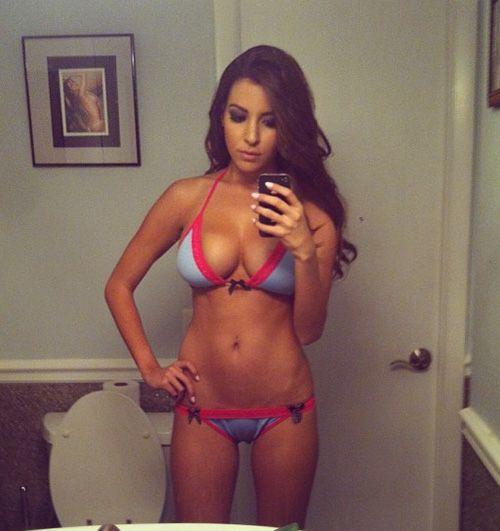 Bikini mirror pic picture 30