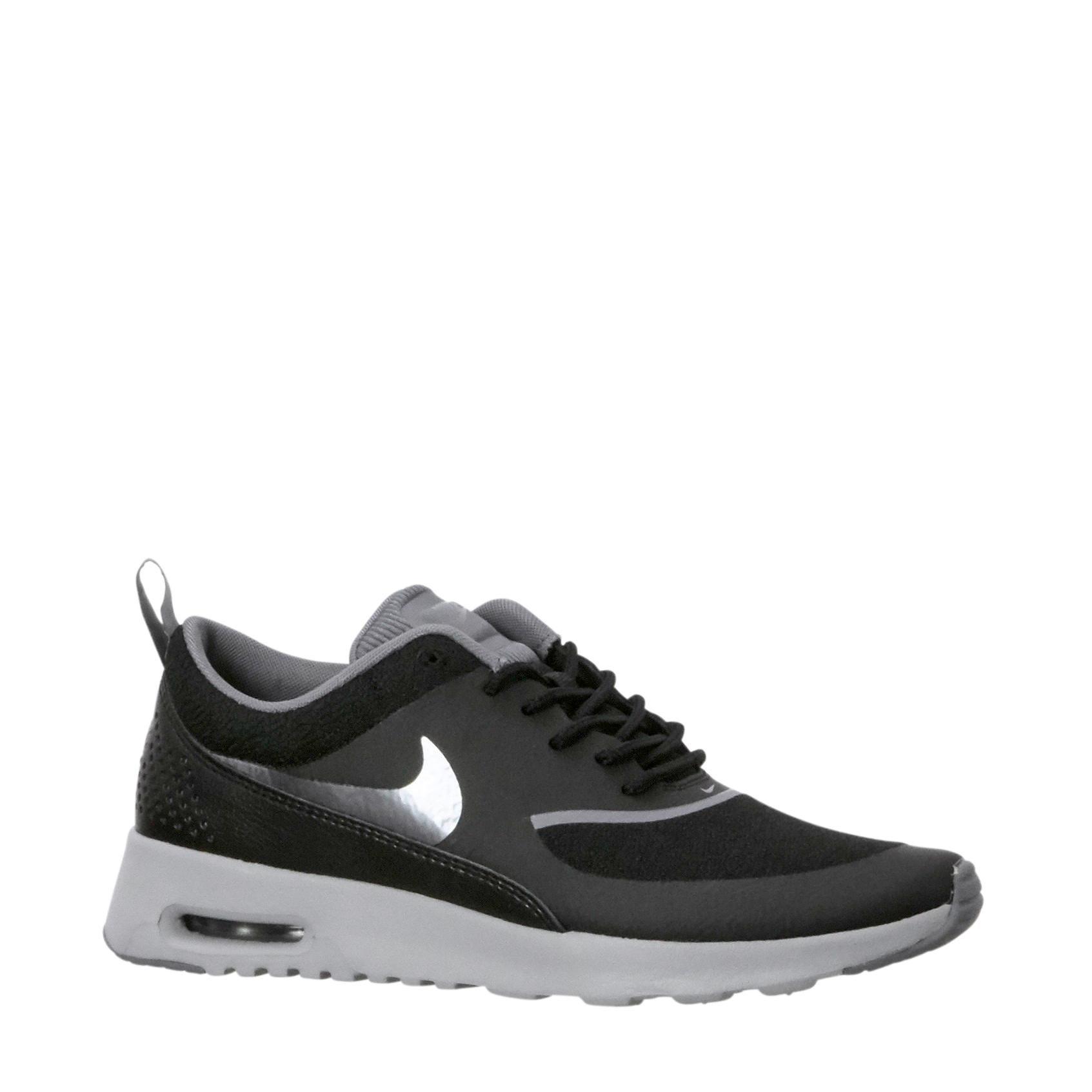 separation shoes 2c247 4a9a5 Fraaie Nike sneakers Air Max Thea (Zwartgrijs) Sneakers van het merk Nike