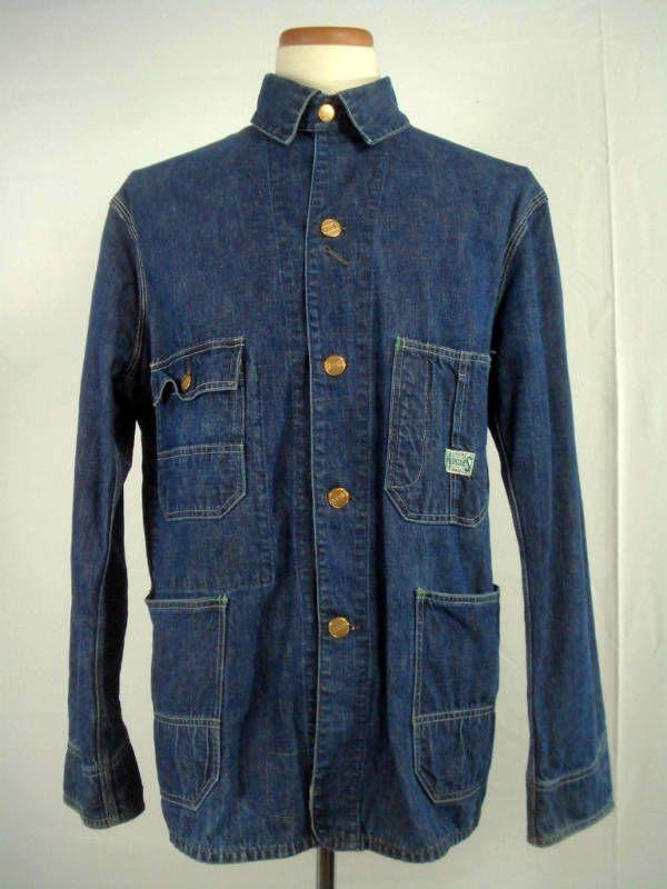 Missed Connection Vintage R By 45rpm Denim Jacket Vintage Denim Jacket Denim Inspiration Workwear Vintage