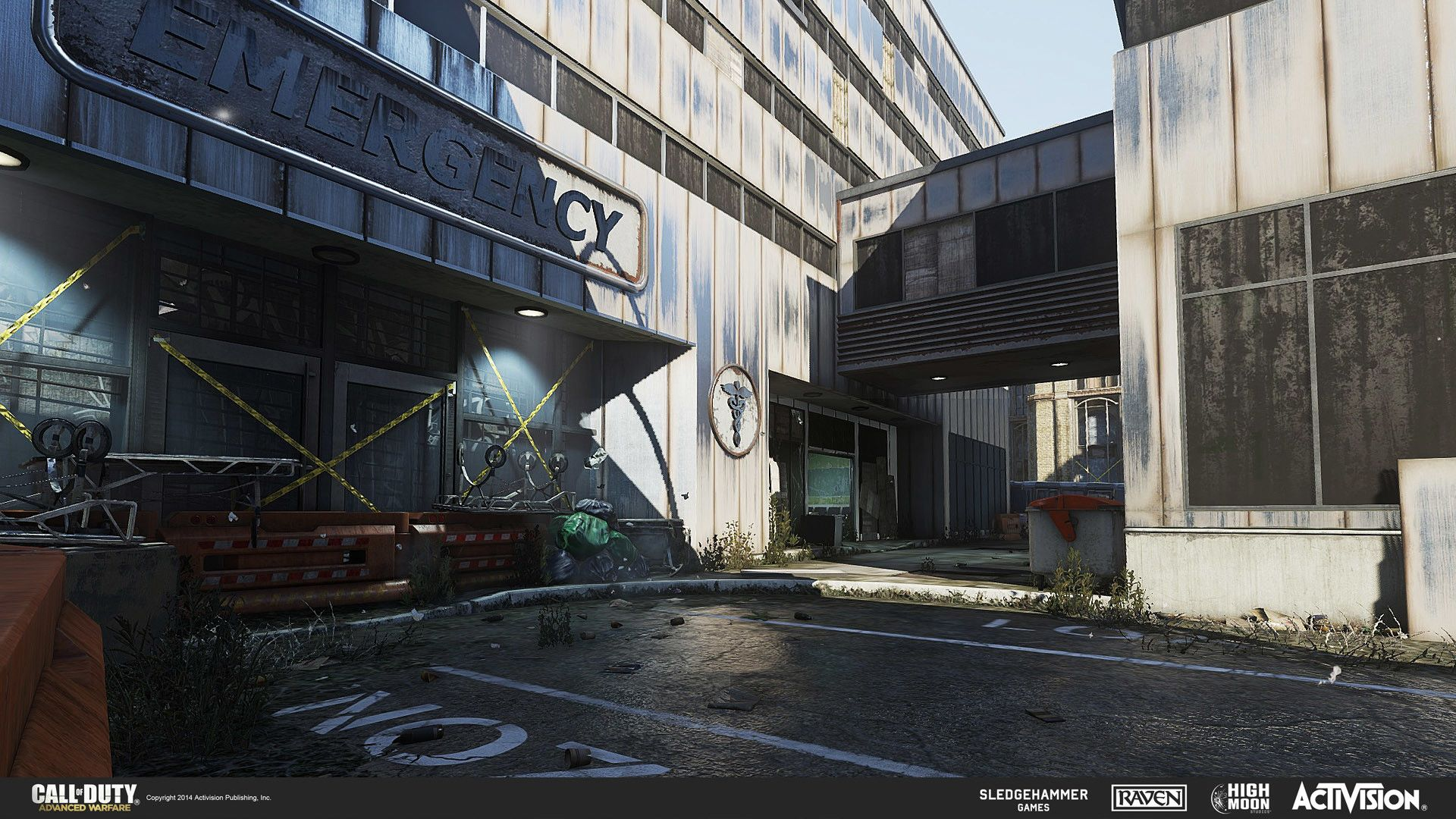 Detroit In World Map%0A ArtStation  Call of Duty  Advanced Warfare Multiplayer Map  Detroit  Will  Petrosky