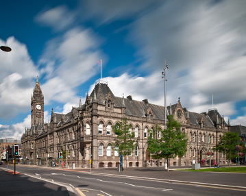 picture of Middlesbrough Town Hall