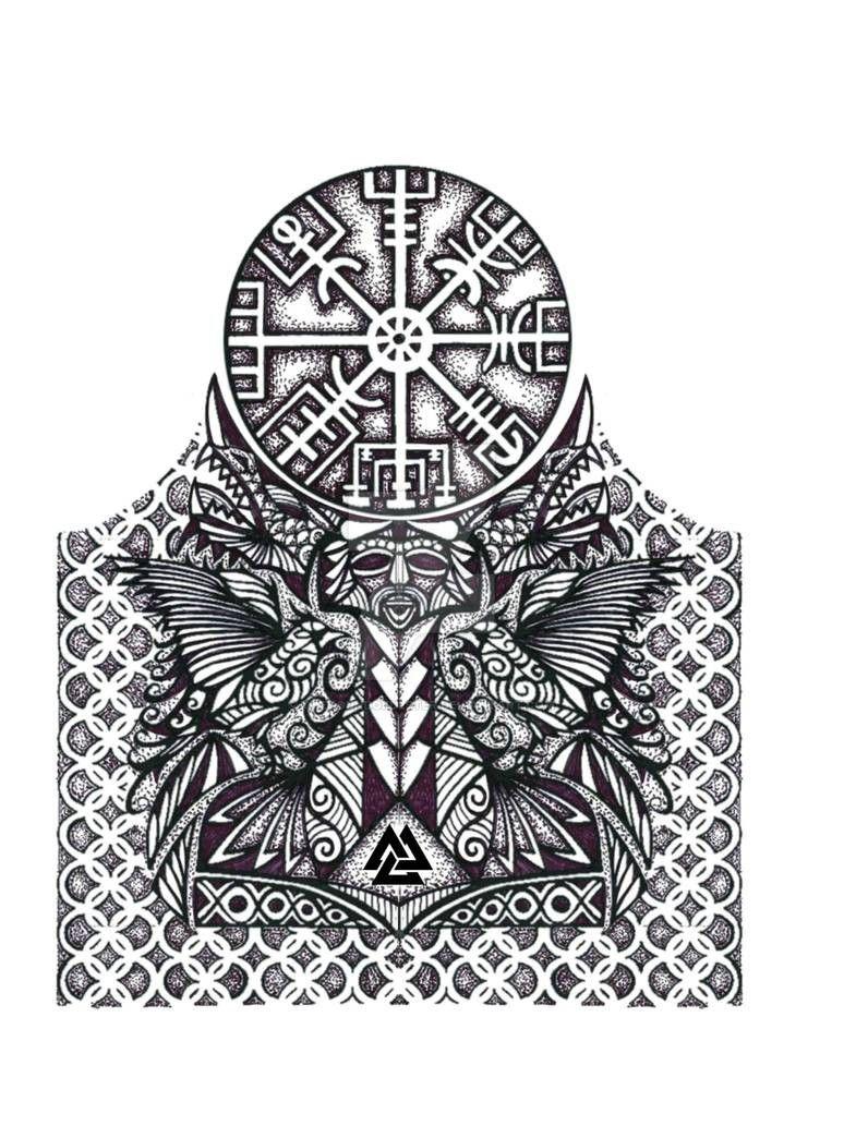 Viking Half Sleeve Tattoo By Thehoundofulster On Deviantart Half Sleeve Tattoo Viking Tattoo Sleeve Sleeve Tattoos