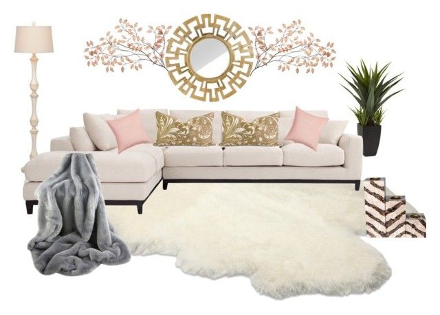 Blush And Gold Pink Living Room Blush And Gold Home Decor
