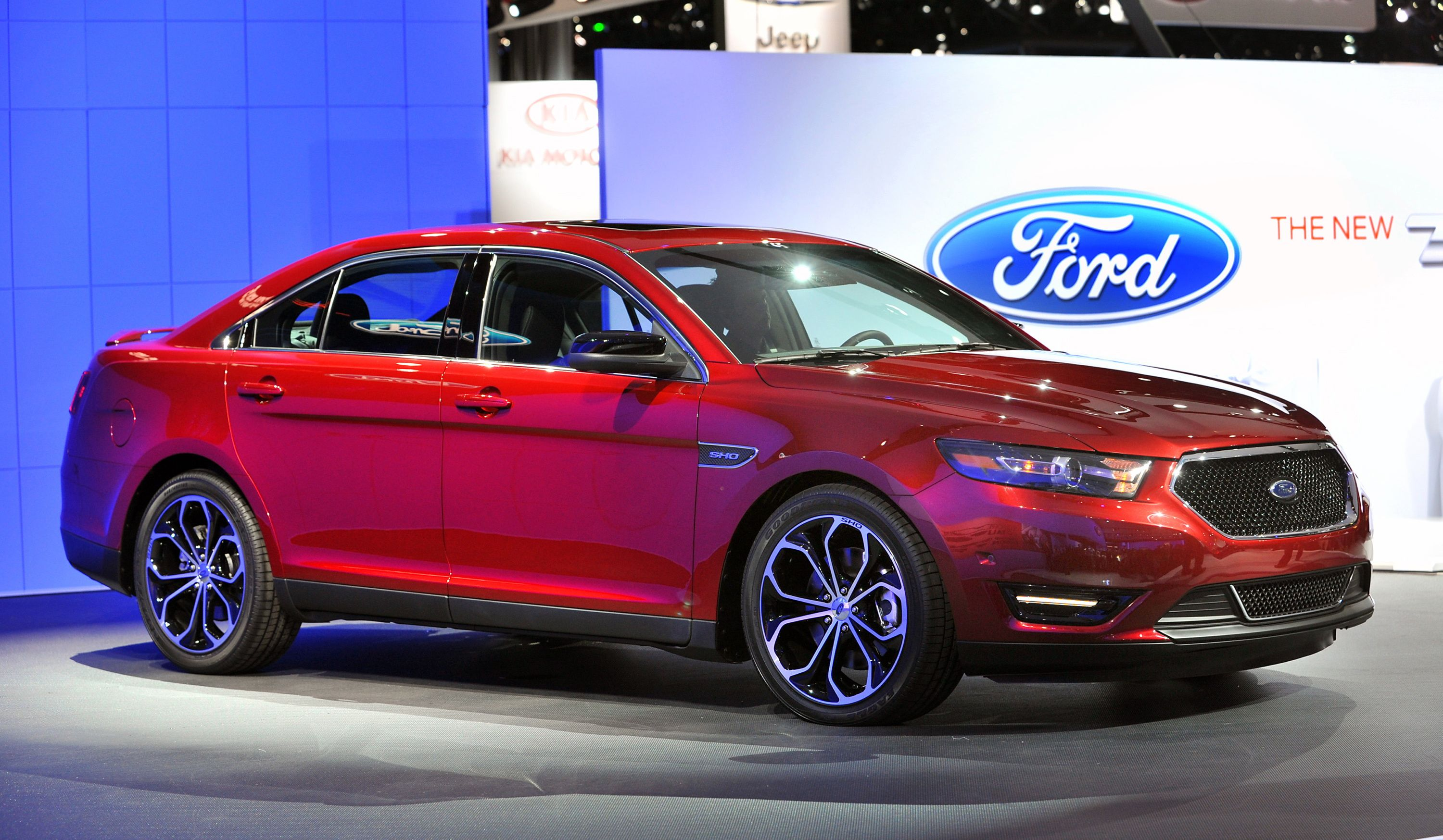 2013 Taurus Sho With Images Jeep New Car 2019 Ford Jeep