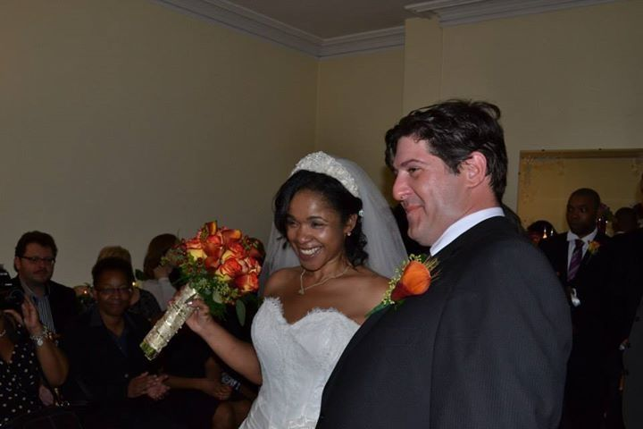 Random Interracial Wedding Photo Shots