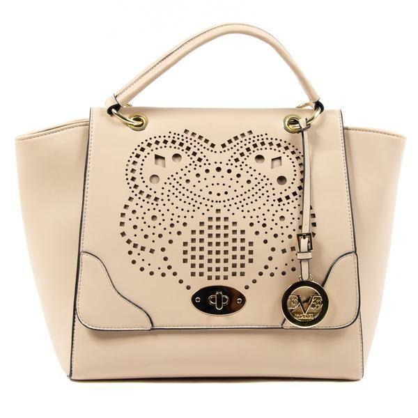 dd0c151989ba V 1969 Italia Womens Handbag Beige BEATRICE