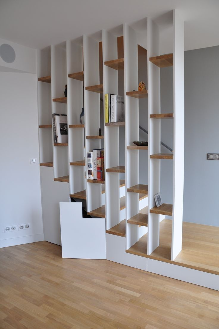 Best 50 Amazing Partition Wall Ideas In 2020 Stairs Design 640 x 480