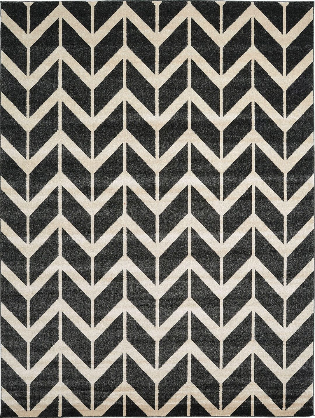 black chevron area rug new house misc pinterest chevron