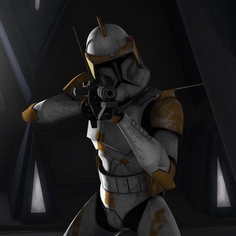 starwars spotlightoftheweek commander cody obi wan 39 s clone commander clonewars star. Black Bedroom Furniture Sets. Home Design Ideas