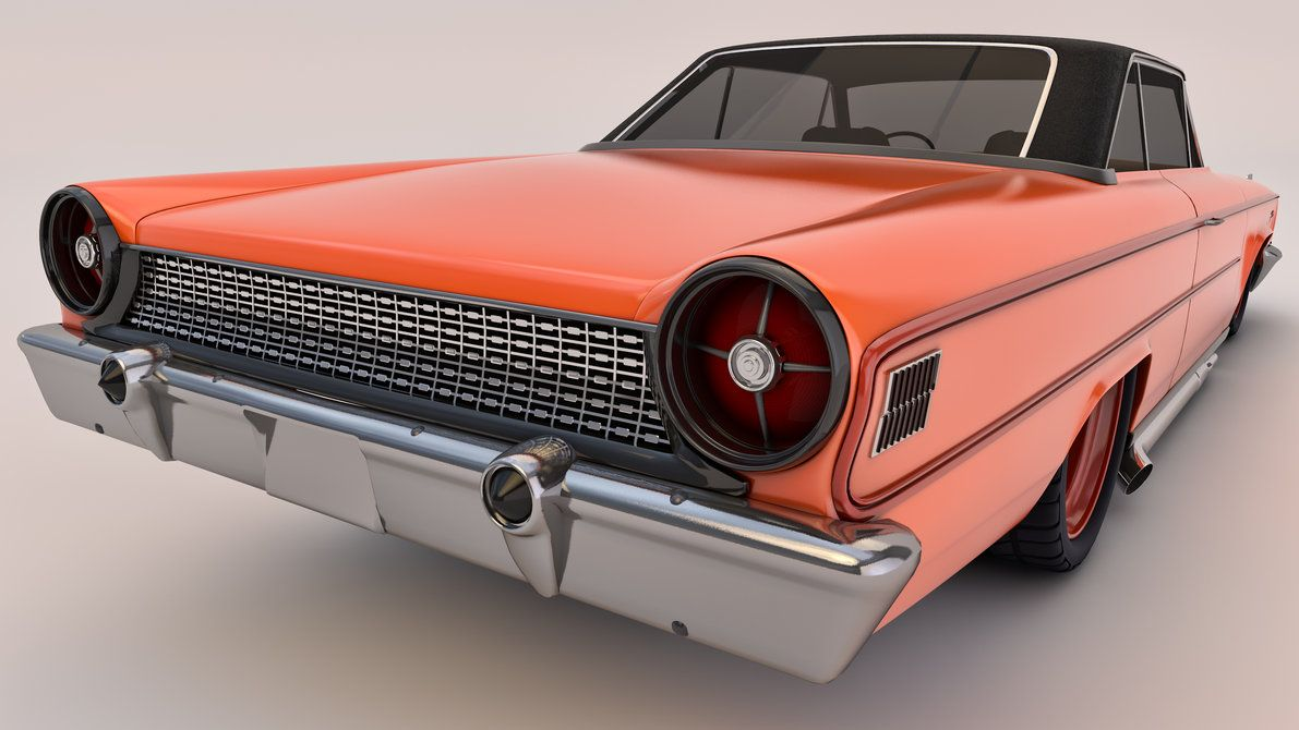 63 Ford Galaxie Parts