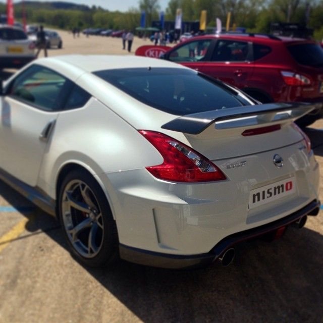 #nofilter needed for this one #Nismo #370Z