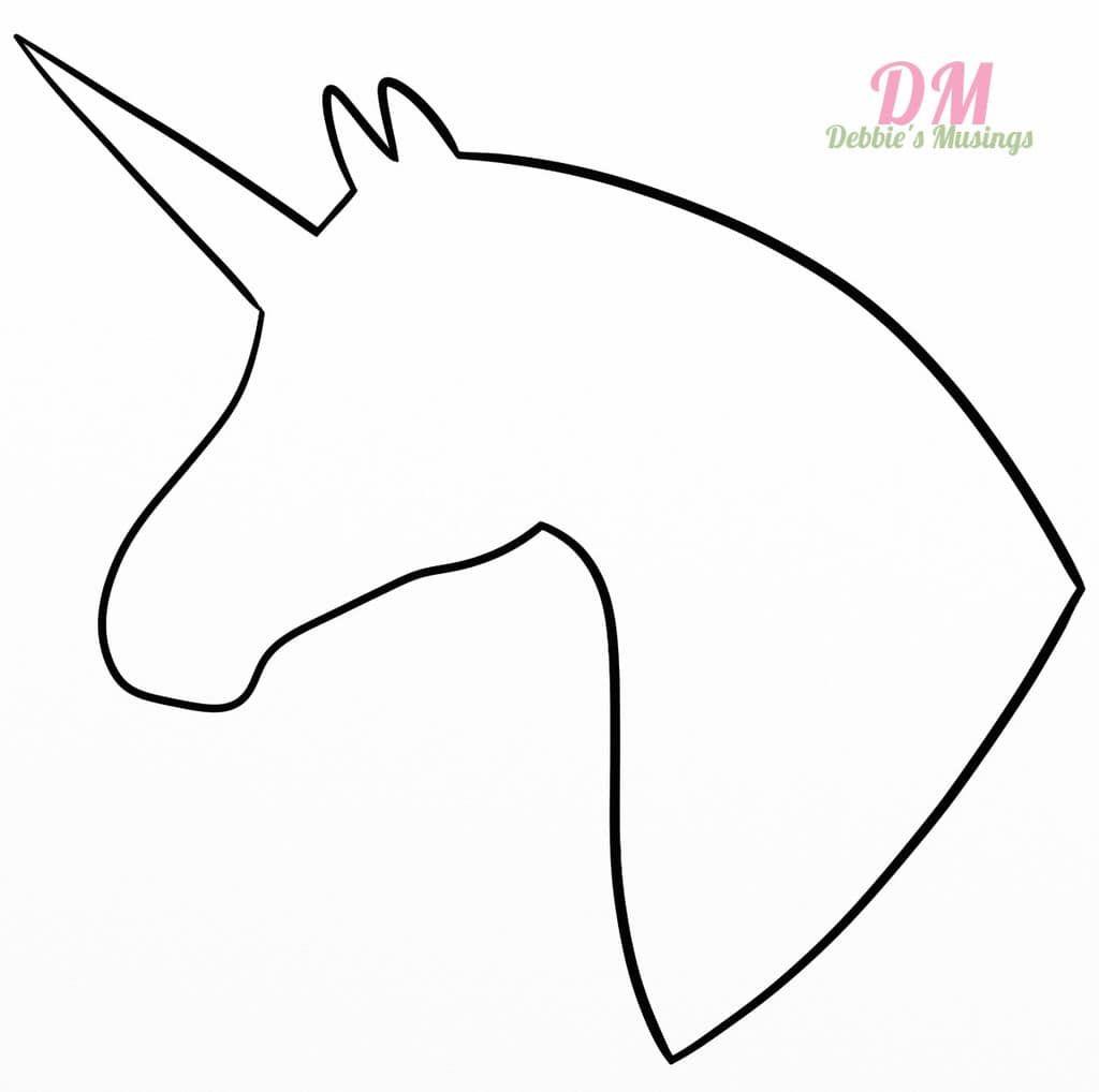 29 Images Of Unicorn Template Leseriail Com Unicorn Images Unicorn Coloring Pages Unicorn Pumpkin