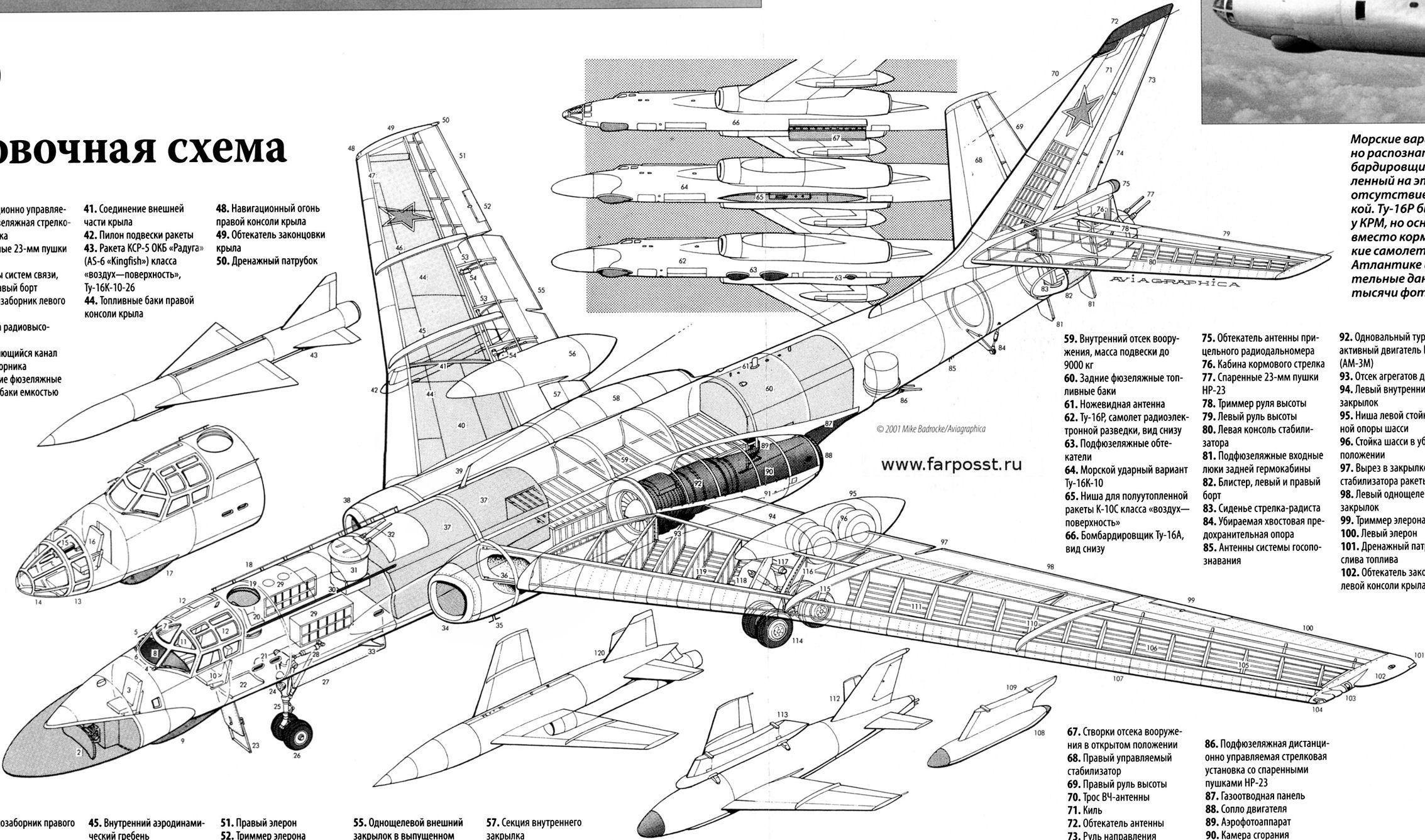 Tupolev Tu 16 Badger Maquetland Le Monde De La