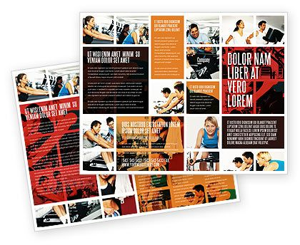 HttpwwwstocklayoutscomTemplatesBrochureTriFoldSports - Membership brochure template