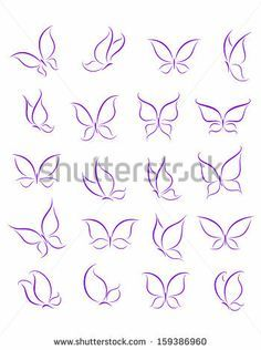 Images About Butterflies On Pinterest Butterflies Butterfly Tattoos Butterfly Tattoo Designs Butterfly Tattoo Butterfly Outline