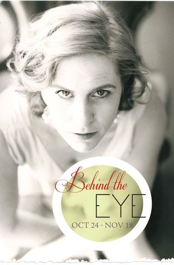 """""""Behind the Eye"""" preview performances are Oct 24 - 26. Get in early to see the play about photographer and war correspondent Lee Miller."""