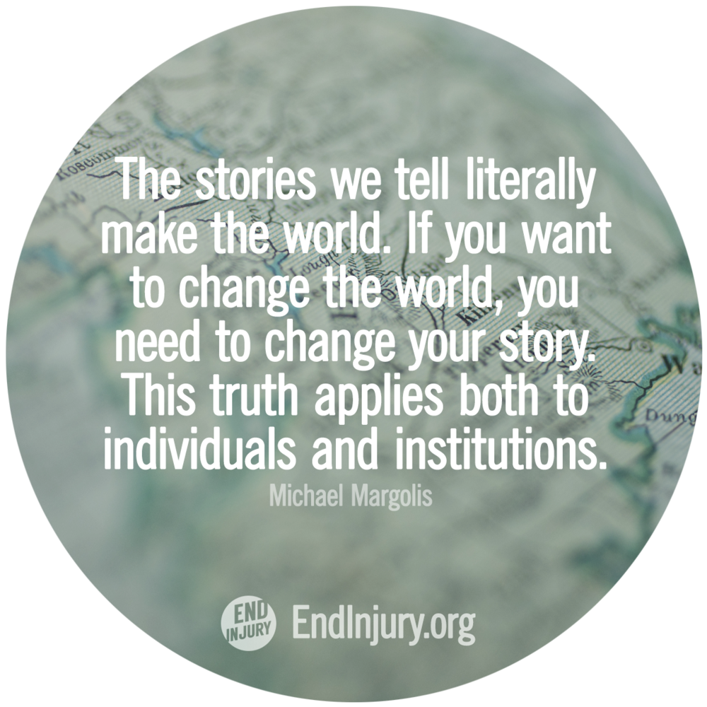 Quotes About Stories Quotes The Stories We Tell Literally Make The World If You Want To