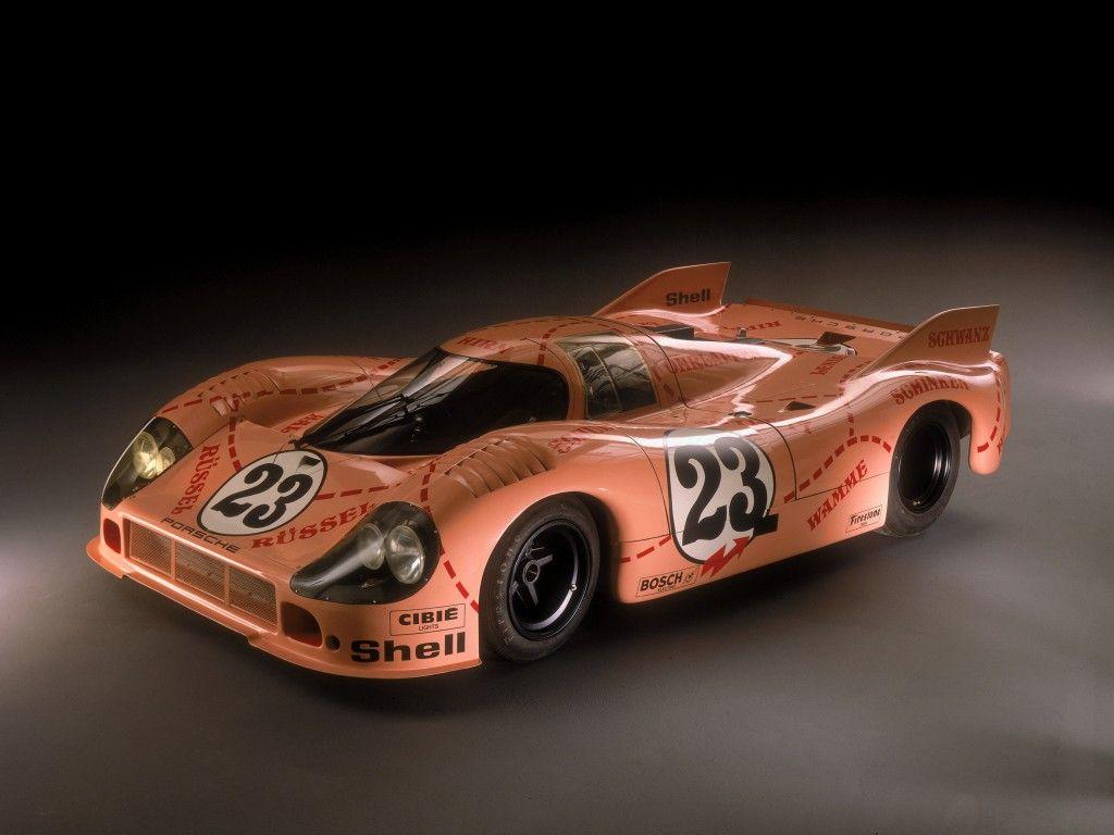 """1971 Porsche 917/20 """"Pink Pig"""""""