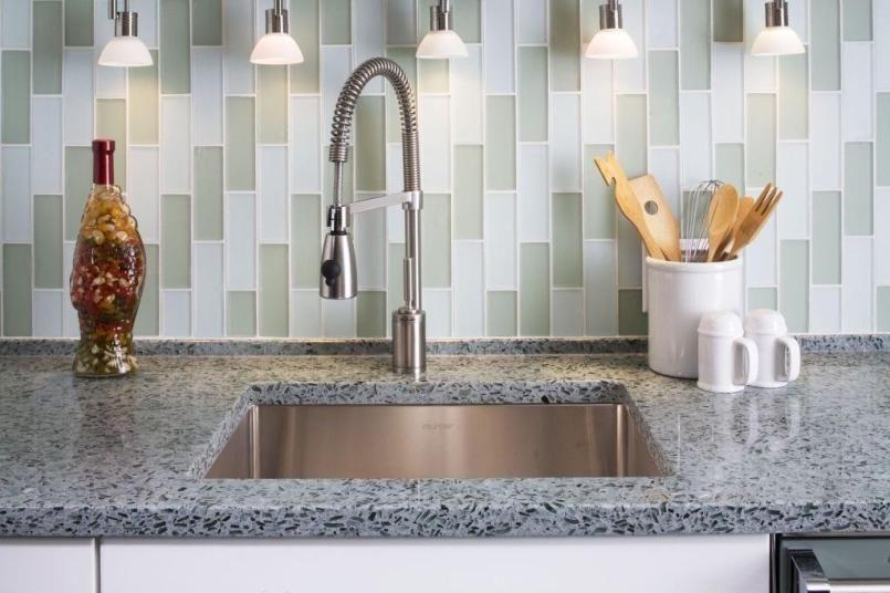 Furniture Backsplash For Kitchen Kitchen Island Design Menards Bathroom Countertops Smal Glass Tile Backsplash Recycled Glass Countertops Stick Tile Backsplash