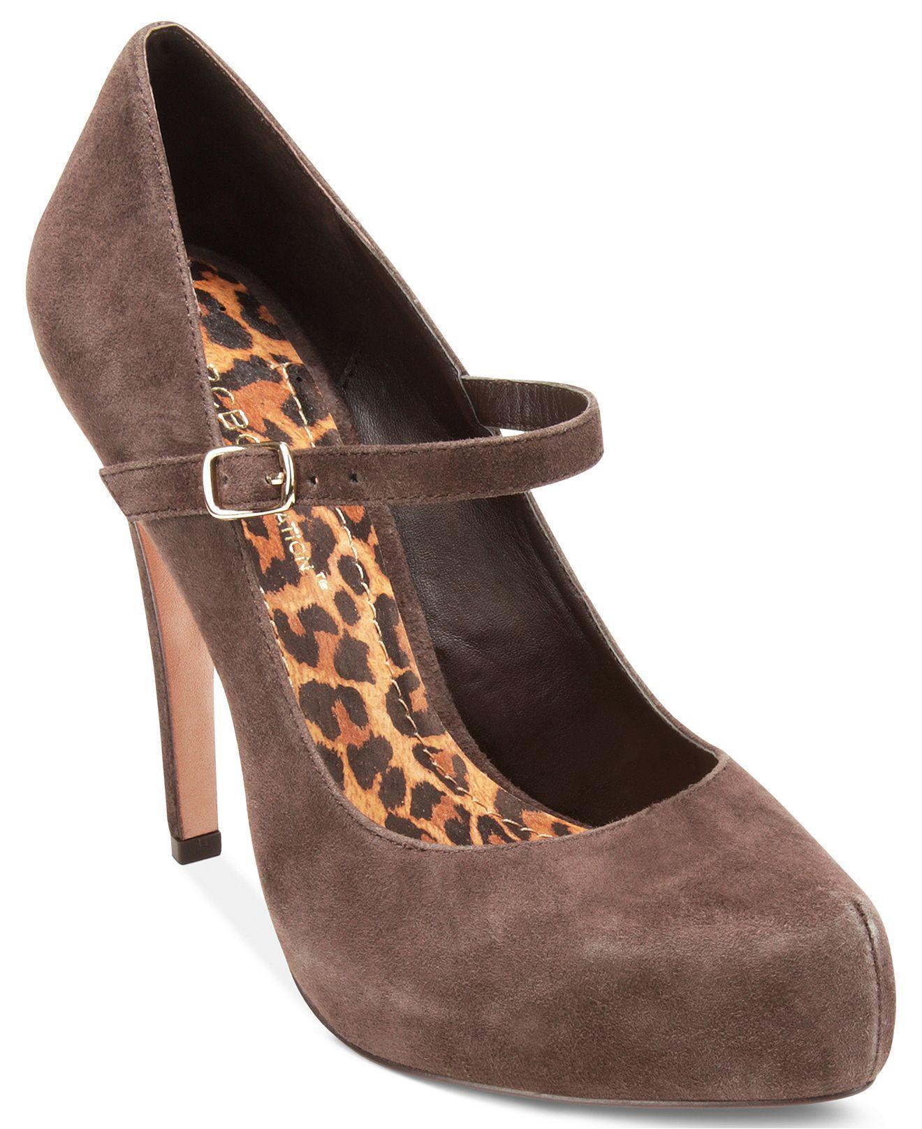 BCBGeneration Shoes, Paulie Platform Pumps - Pumps - Shoes - Macy's