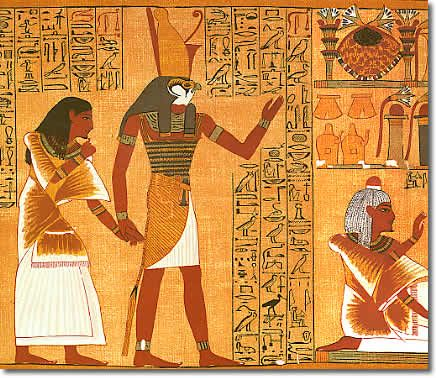 Ancient Egypt is so fascinating!